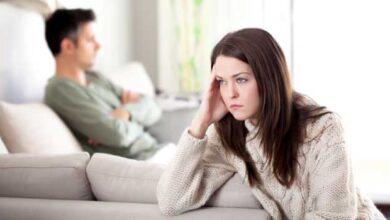 مشکلات زناشویی زوج جوان