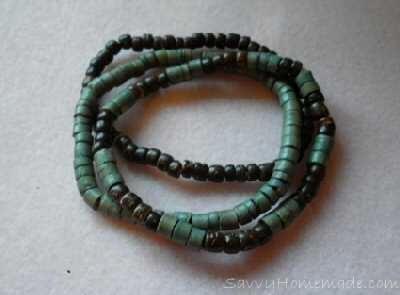 Mans Homemade Bracelet