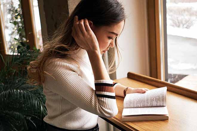 در حال مطالعه