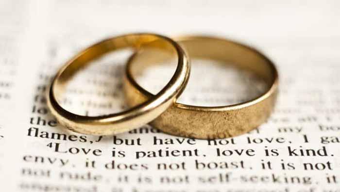 پیوند زناشویی