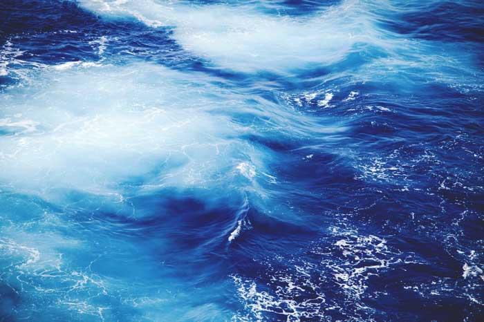 رنگ آبی