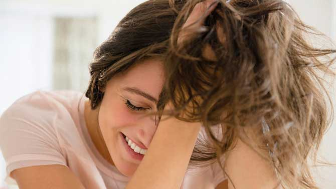 اکستنشن مو