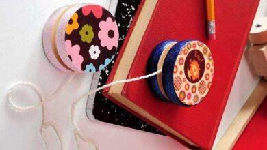 یویو تزئین شده نهایی