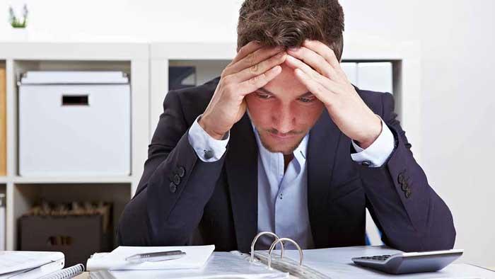 استرس محل کار
